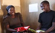 Tafadzwa Chamonyonga, Peer Educator from Zimbabwe