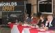 Honourable Minister of Economic Planning and Development (MEPD), Prince Hlangusempi (centre) flanked by the UN Resident Coordinator Mr. Israel Dessalegne, MEPD Principal Secretary Mr. Stewart Bertram, UNFPA Representative Ms. Sharareh Amirkhalili and WFP Representative Mr. Alberto Mendes©UNFPA Swaziland 2017