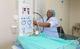 Sister Lindiwe Shongwe preparing for resuscitation after delivering a baby ©UNFPA 2018